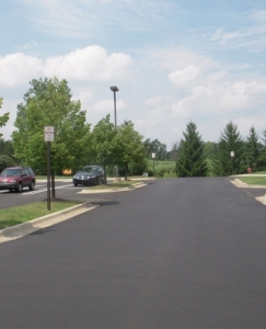 Asphalt Sealer Farmington MI | Copeland Paving Inc. - 003