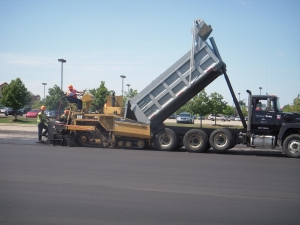 Asphalt Sealer Farmington MI | Copeland Paving Inc. - 107