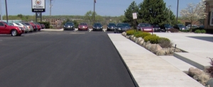 Blacktop Driveways Birmingham MI | Copeland Paving Inc. - caddi