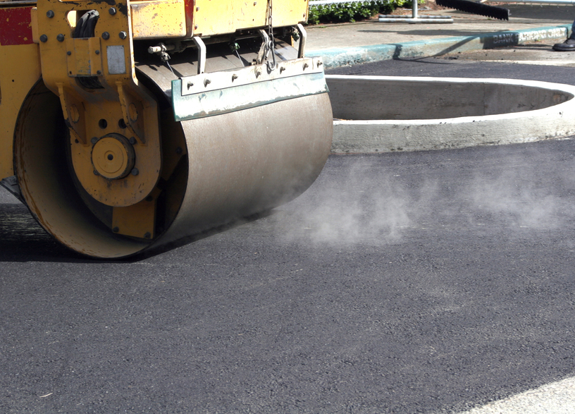 New Construction Paving Contractors - Copeland Paving Inc. - NewConst
